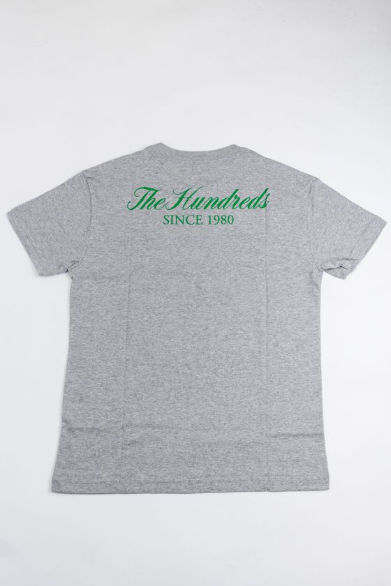 "CAMISETA THE HUNDREDS ""RICK FLAG"" CINZA"