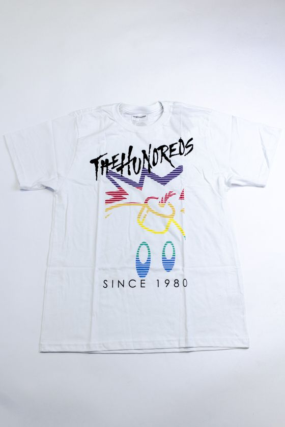 "CAMISETA THE HUNDREDS ""SKI ADAM"" BRANCA"
