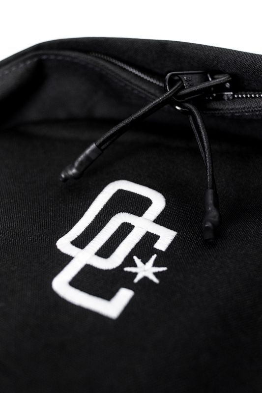 """Mochila Overcome """"Logo"""" Preta"""