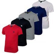 kit Camisa Polo com 5 unidades