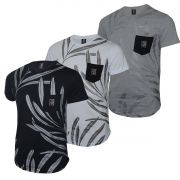 Kit Camisetas Masculinas Swag Polo RG518