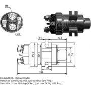 Automatico partida auxiliar zm mb 12v