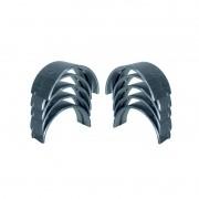 Bronzina mancal 025 metal leve fiat 147 todos uno, premio, elba 1.0, 1.3, 1.5, 1.6 nacional palio 1.0 mpi, 1.5 injecao