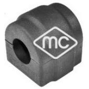 Bucha barra estabilizadora dianteira metalcaucho bmw 120 / 130 / 135 / 320 / 325 / 328 / 330 / 335 06 > e90