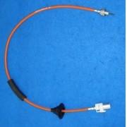 Cabo acelerador 937mm efrari vw santana, quantum 92 > ori:3257215554