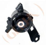Coxim motor esquerdo (lado cambio) metal system honda fit 02 > 08