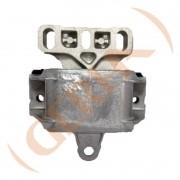 Coxim motor esquerdo metal system vw, audi golf iv 98 > audi a3 97 > 1j0199555ah - ori