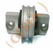 Coxim motor traseiro central metal system renault r19, clio 95, megane orig. 7700804163