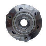 Cubo roda dianteira proflux chrysler dodge dakota 98 > 02 ( 2.5, 3.9, 5.9 )