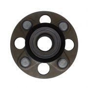 Cubo roda traseiro com abs nakata honda fit 03 > 08 ( motor 1.4 e 1.5 16v )