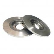 Disco freio traseiro solido fremax mb a200 2.0 06 > 10 b170 09 > b180 1.7 10 > 11 b200 2.0 06 > 11