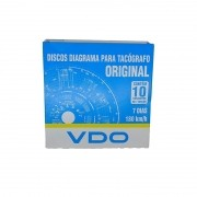 Disco tacografo semanal 180 siemens universal disco tacografo semanal 180 numero vdo 140250006f