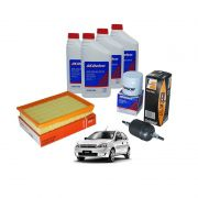 Filtro ar + filtro combustivel + filtro oleo + filtro Cabine (ar condicionado) + Oleo (4 litros) Agile, Montana, Corsa Antigo