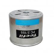 Filtro combustivel tecfil bomba cav 4x4 montez 2.0 95 > pick-up peugeot 504 2.3 8v 1993 > 2001 gd/grd diesel  general motors bonanza 4.2 8v 1991 > 1995 custom diesel jpx d 10 4.2 8v 1978 > 1988 d