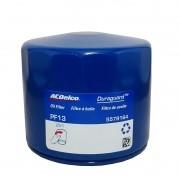 Filtro oleo lubrificante acdelco chrysler jeep grand cherokee 4.7 / 5.7 99 > original 5281090