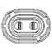 Interruptor direcao hidraulica 3rho peugeot, renault 206 1.0 renault tds