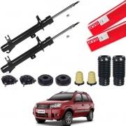 Kit 2 Amortecedor Dianteiro Ford Ecosport 2003 Á 2012 4x2