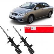 Par Amortecedor Dianteiro Toyota Corolla 2.0 2009 2010 2011 2012 2013 2014