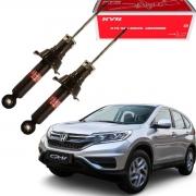 Par Amortecedor Traseiro Honda CRV 2.0 16v 2012 2013 2014 2015 2016