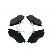 Pastilha freio dianteira cobreq citroen c2 03 > ( 1.1, 1.4, 1.4 hd ) c3 1.4i/ 1.4 hdi 03 > c3 pluriel 03 >