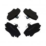 Pastilha freio dianteira cobreq renault clio, clio sedan, logan, megane, sandero, symbol