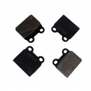 Pastilha freio dianteira cobreq vw , alfa romeo , gurgel , puma brasilia 73 > 82 fusca 83 > 96 variant 1600 69 > 77