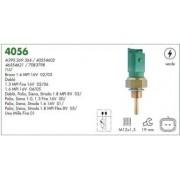Sensor temperatura (plug eletronico) mte fiat palio, siena, strada 1.0, 1.3 fire 16v 00 > doblo 1.3, 1.6 16v