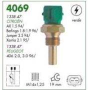 Sensor temperatura (plug eletronico) mte peugeot, citroen peugeot 405 citroen berlingo, xantia