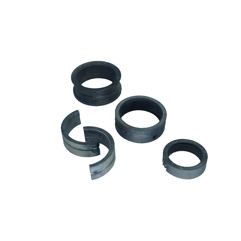 Bronzina mancal 075 metal leve vw ar todos fusca, brasilia, kombi externo 025 interno 075 flange +2,00