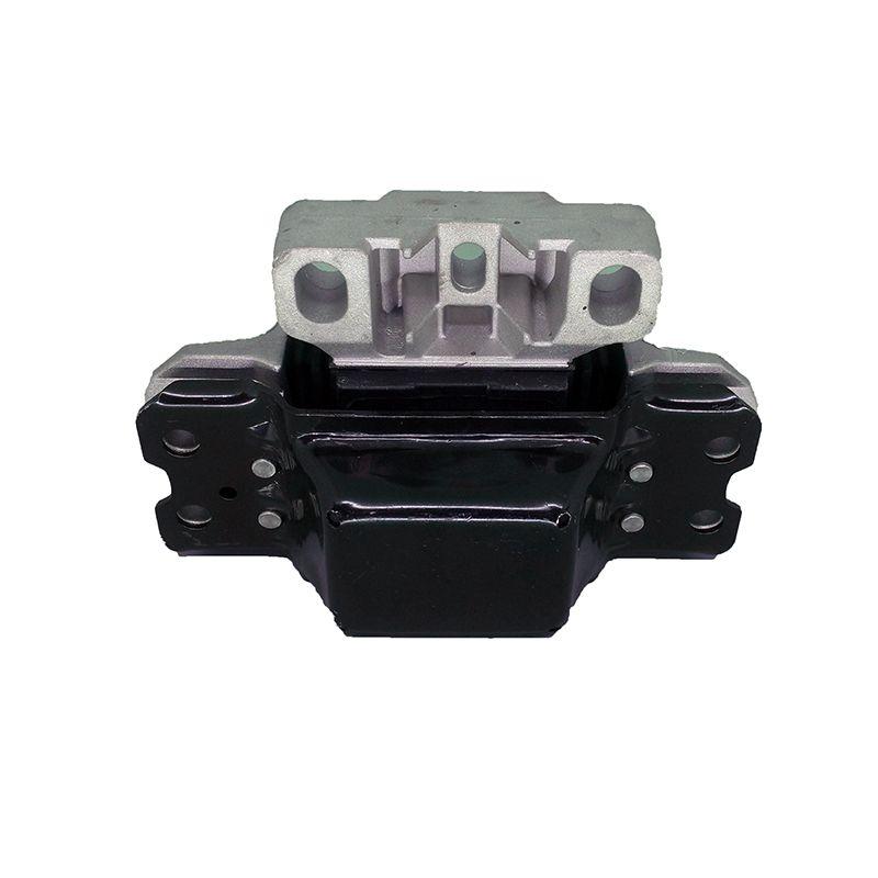 Coxim motor esquerdo metal system vw, audi golf iv 09 > jetta, variant 05 > bora audi a3 1k0199555q/t - ori orig. 1k0199555