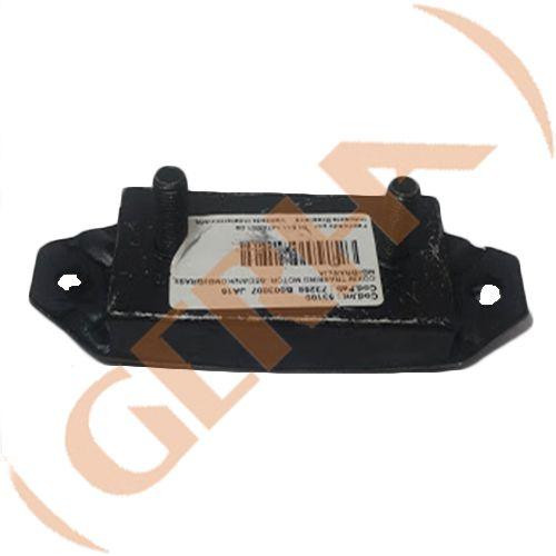 Coxim motor metal system vw fusca , kombi ar, brasilia, variant 1133012633 - ori 10022 - rc borrachas 160455 - jahu paralelo 166655 - original vibrasil: v1034r