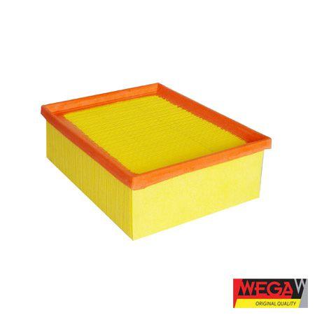 Filtro ar wega *citroen picasso 1.6 flextu5jp4 05 > picasso 2.0 04 > xsara 1.6i 16v com ar condicionado nfu 10/00 >05 xsara 1.6i 16v sem ar condicionado nfu 10/00 >05 xsara picasso 1.6i nfz (tu5j