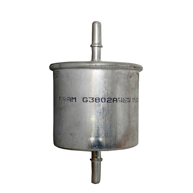 Filtro combustivel (ferro) fram ford courier 1.3 endura 97 > 99 courier 1.4 zetec se 16v clx si 97 > 99 courier 1.6 sohc zetec rocam 99 > 07/07 escort 1.6 zetec rocam 00 > 11/02 escort 1.8 16v zetec