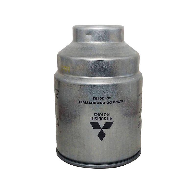 Filtro combustivel mitsubishi mitsubishi l200 2.5 / outdoor / savana 2.5 td 02/... adaptado na triton apos recall