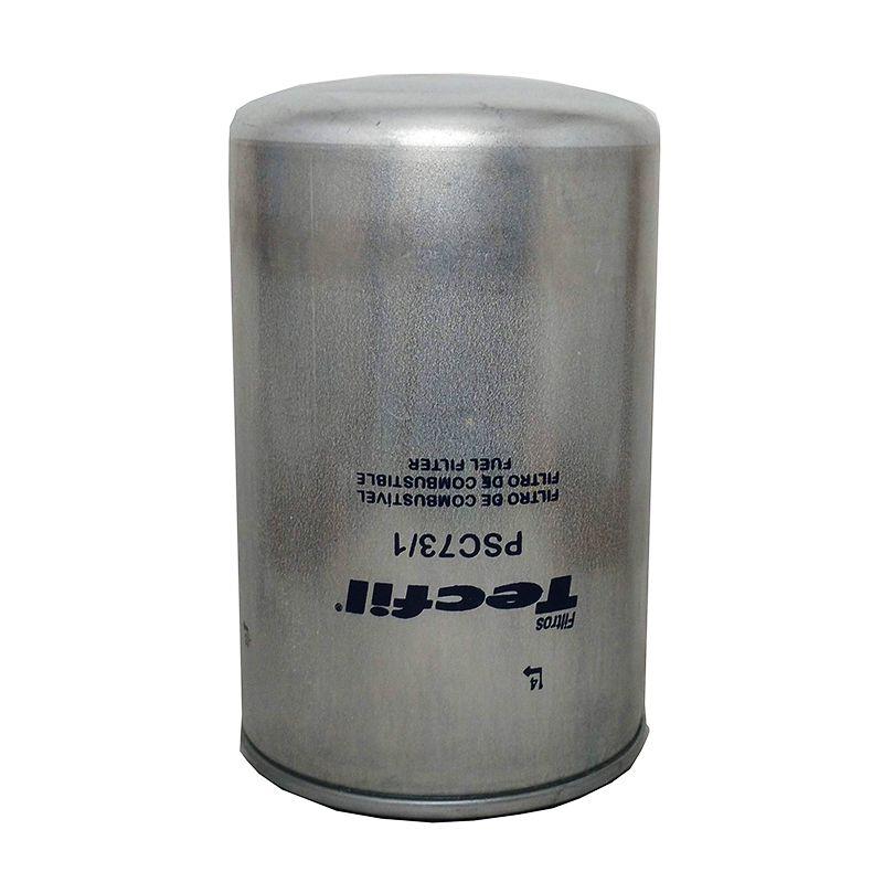 Filtro combustivel tecfil fia caminhoes, scania 190 ds11 repotenciado diesel  caminhoes scania l 110 d11 tb 24v sohv l6 71 > 76 d11 diesel  l 111 ds11 24v sohv l6 77 > ds 11 diesel
