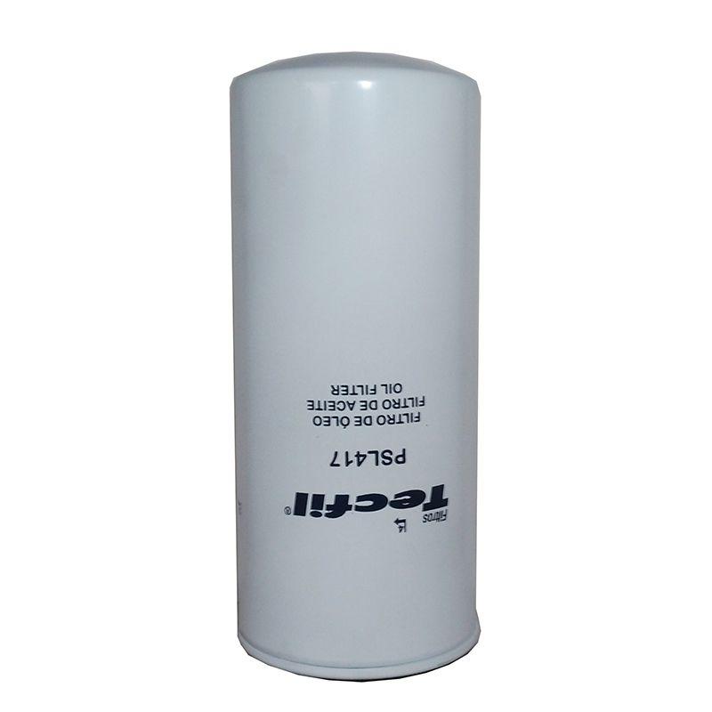 Filtro oleo lubrificante tecfil scania 124 p/r/t dsc12-02 10/2006 > 420cv modelo canavieiro diesel caminhoes general motors a 70 4.9 01/1983 > 12/1988 álcool  a 80 4.9 01/1985 > 12/1985 883 álc