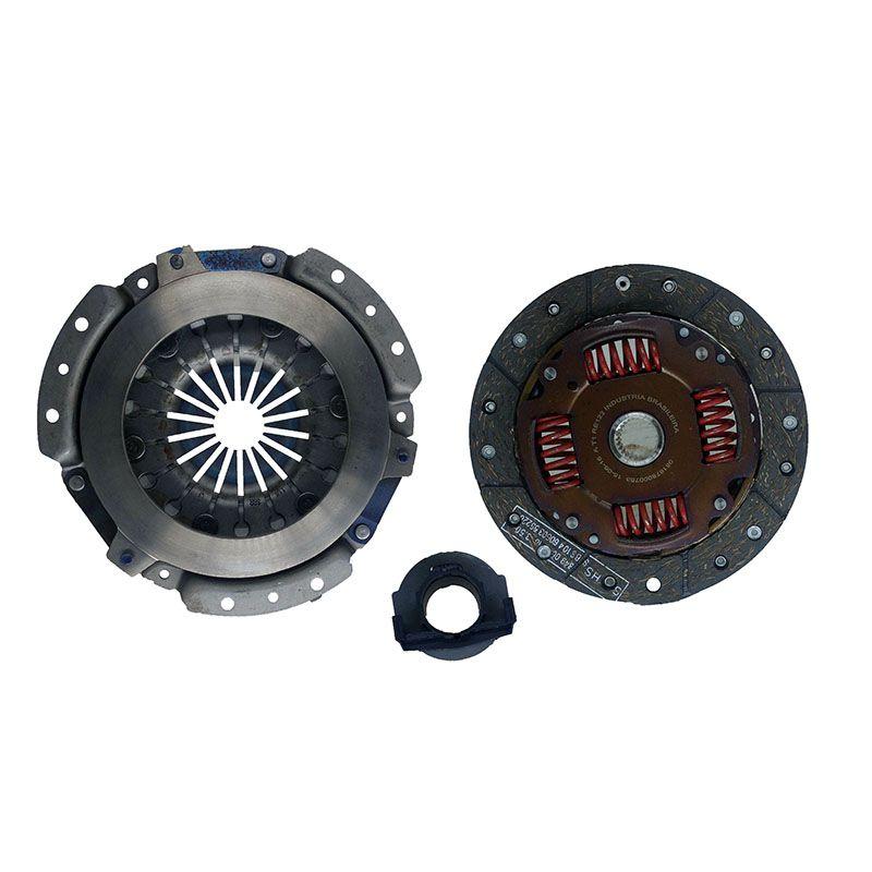 Kit embreagem repset sachs renault clio 00 > ( motor 1.0 8v ) kangoo 00 > ( motor 1.0 8v e 16v ) twingo 00 > ( motor 1.0 8v ) logan 07 > ( motor 1.0 16v ) sandero 07 > ( motor 1.0 16v )