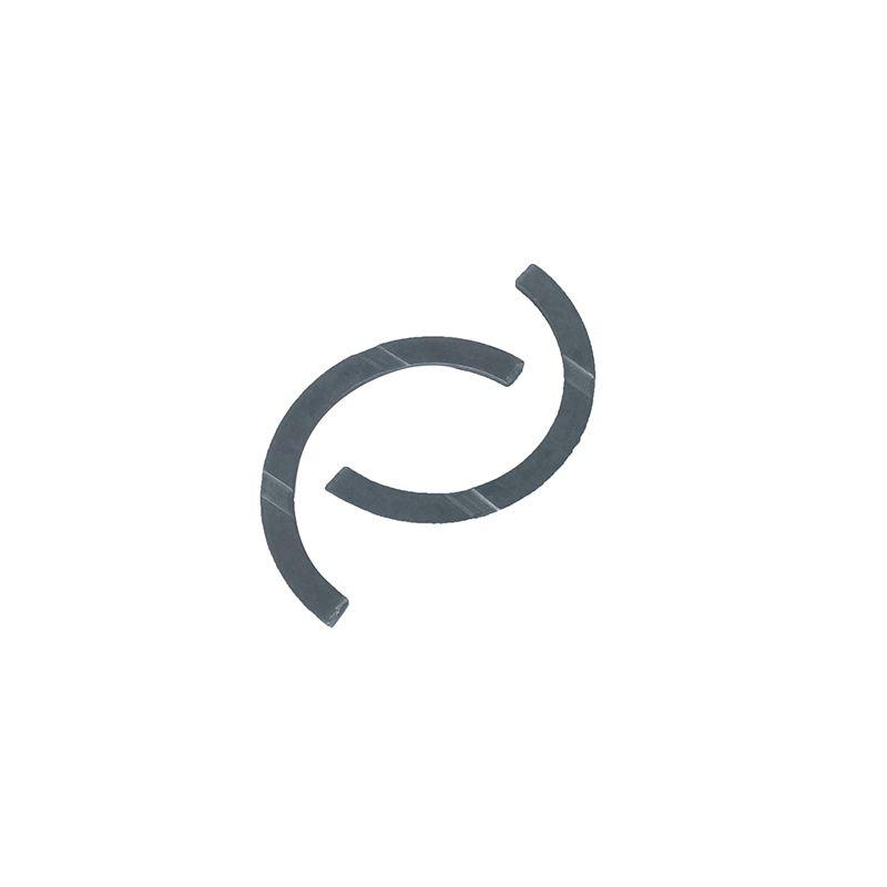 Semi anel encosto std metal leve fiat 147 uno 1000, 1050, 1300, 1500 nacional palio 1.0, 1.5