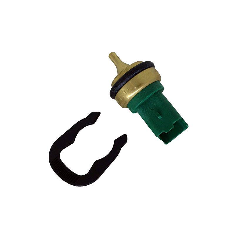 Sensor temperatura verde(plug eletronico) mte citroen, peugeot berlingo 1.6 01 > 12 c3 1.4 03 > 13 206 1.6 00 > 06 208 13 > 16 307 02 > 12 com motor 1.6 16v