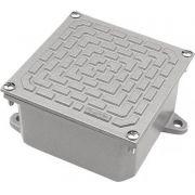 Caixa de Passagem 15x15 Aluminio 56123/002 Tramontina