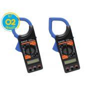 Alicate Amperímetro Digital 1000V Rayco - Kit 2 unidades