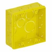 Caixa de Luz Amarela 4 x 4 Tigre