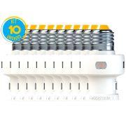 Fotosoquete Fotocélula Timer FTS0MP Exatron Kit com 10 unidades