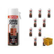 Kit 10 Espumas Expansiva Orbi Foam 500ml Orbi Química