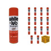 Kit 15 Desengripantes Spray 300ml White Lub Orbi Química
