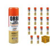 Kit 15 - Limpa Contatos Elétricos 300ml Orbi Química