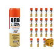 Kit 20 - Limpa Contatos Elétricos 300ml Orbi Química