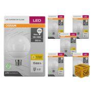 Kit 6 Lâmpada Led Globo 10w 900 lumens Luz Amarela 3000K Osram