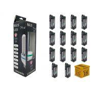 Kit Lâmpada Led Milho 24W 6500K Luz Branca Bivolt Asus 15 Pçs