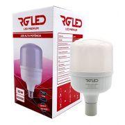 Lâmpada Led Alta Potência 30w Branca E27 Rg
